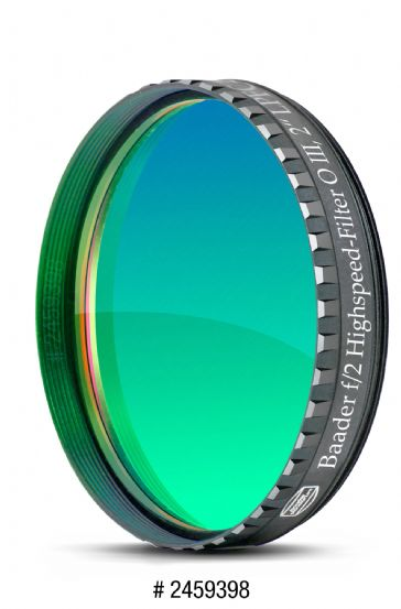 Baader F/2 Highspeed-Filter OIII 2 Inch